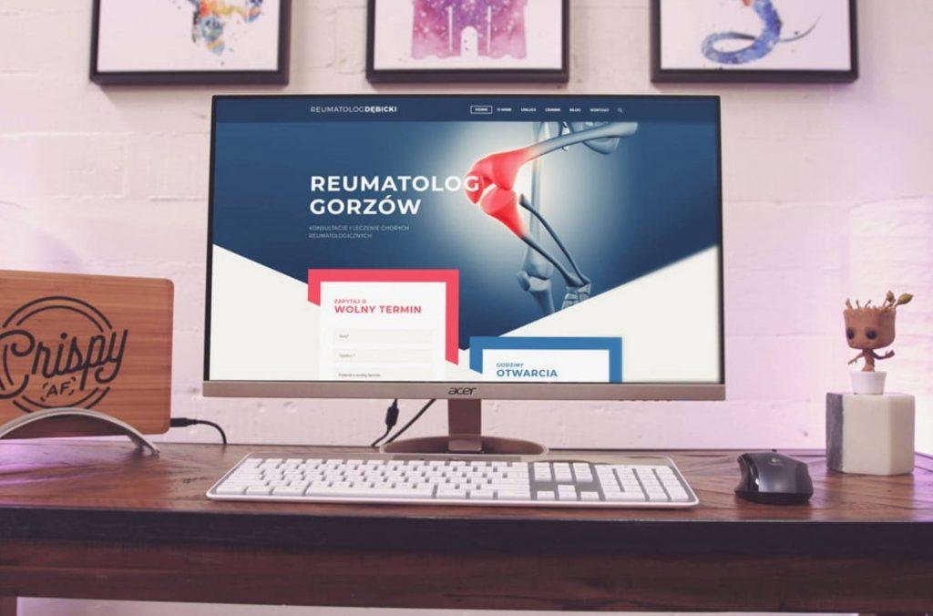 Roan24 Reumatolog Debicki.pl websted