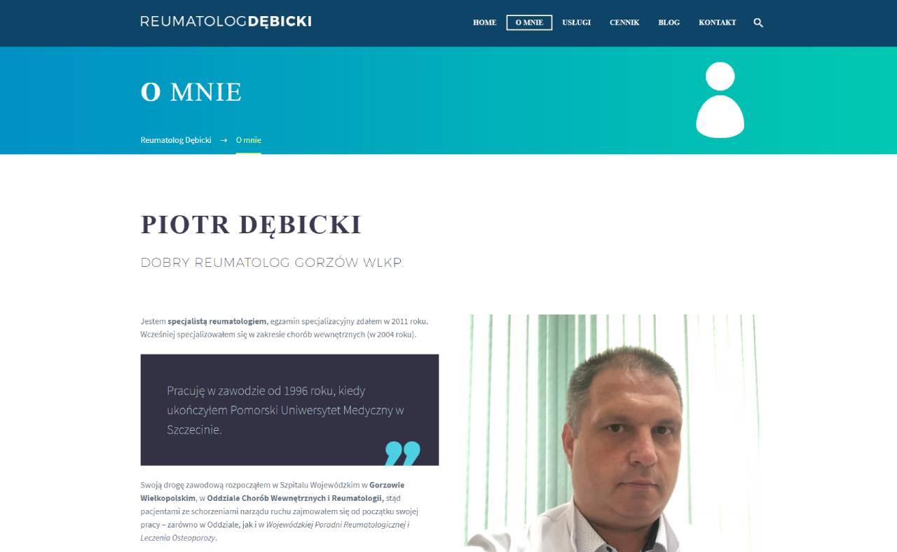 Roan24 Reumatolog Debicki.pl Om mig