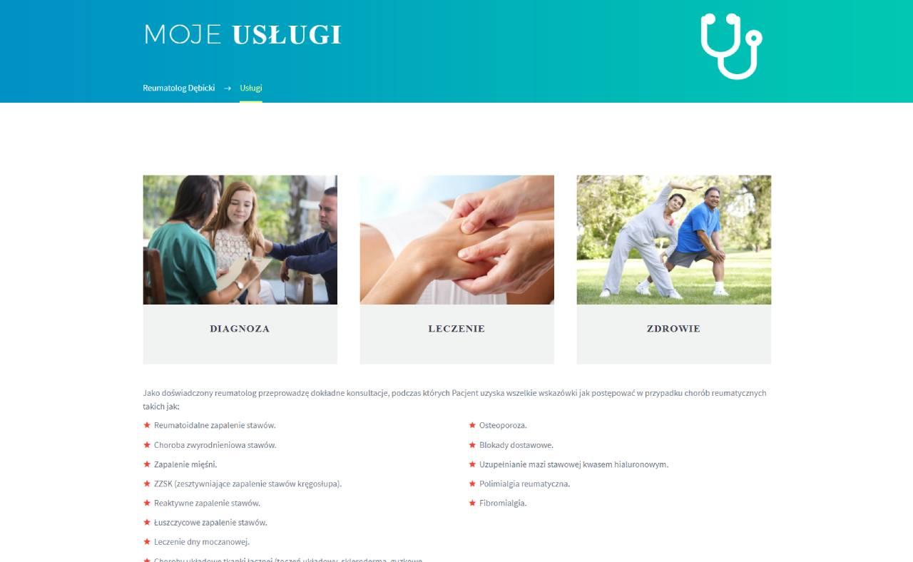 Roan24 Reumatolog Debicki.pl Mine tjenester