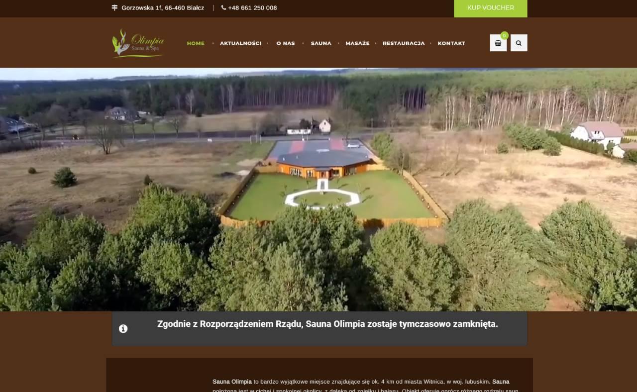ROAN24 Sauna Olimpia HJEMMES websted