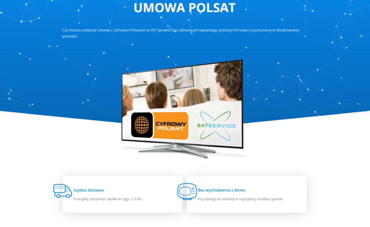 ROAN24 Sat Service Polsat-aftale