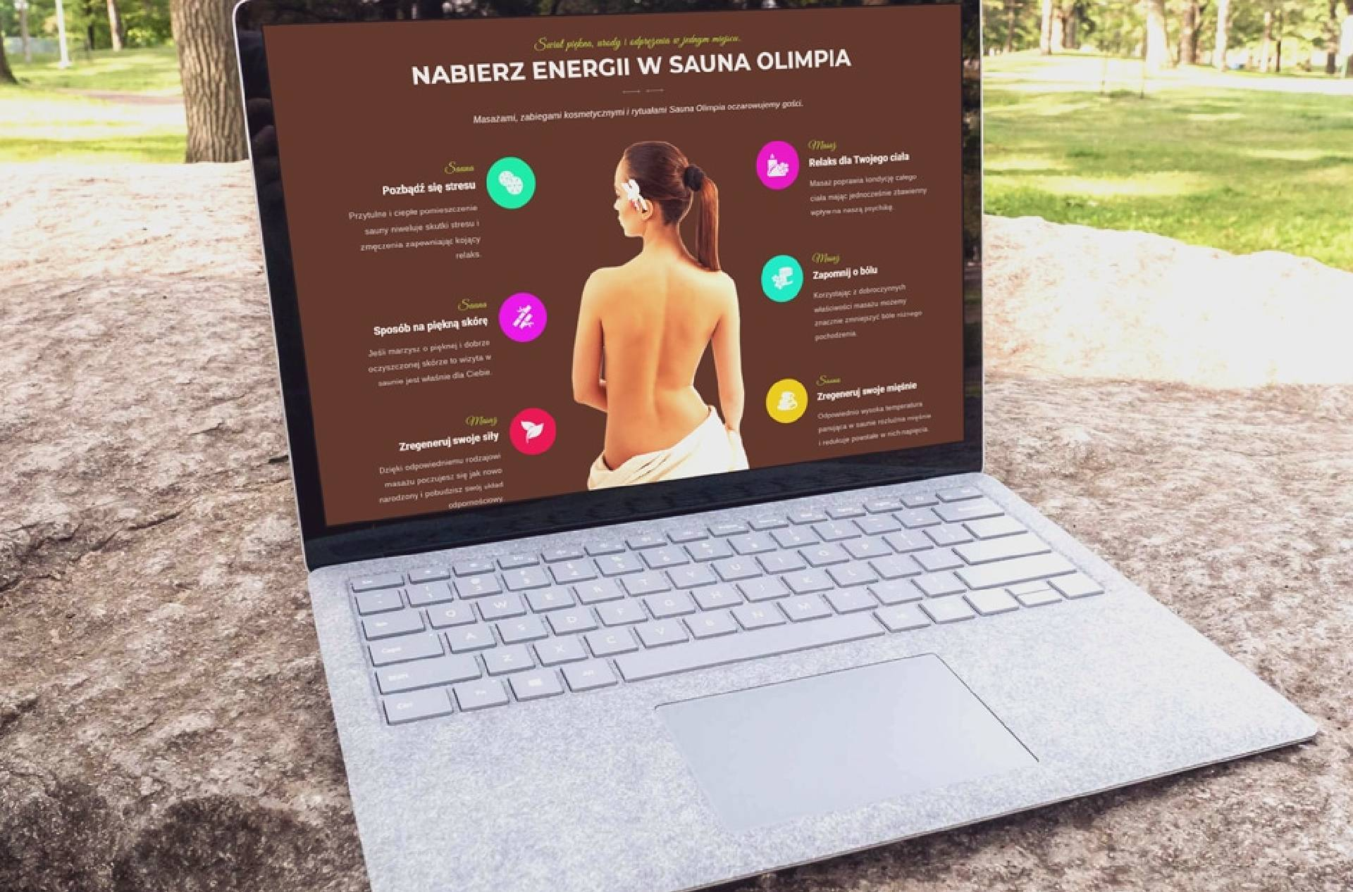 ROAN24 Sauna Olimpia-websted