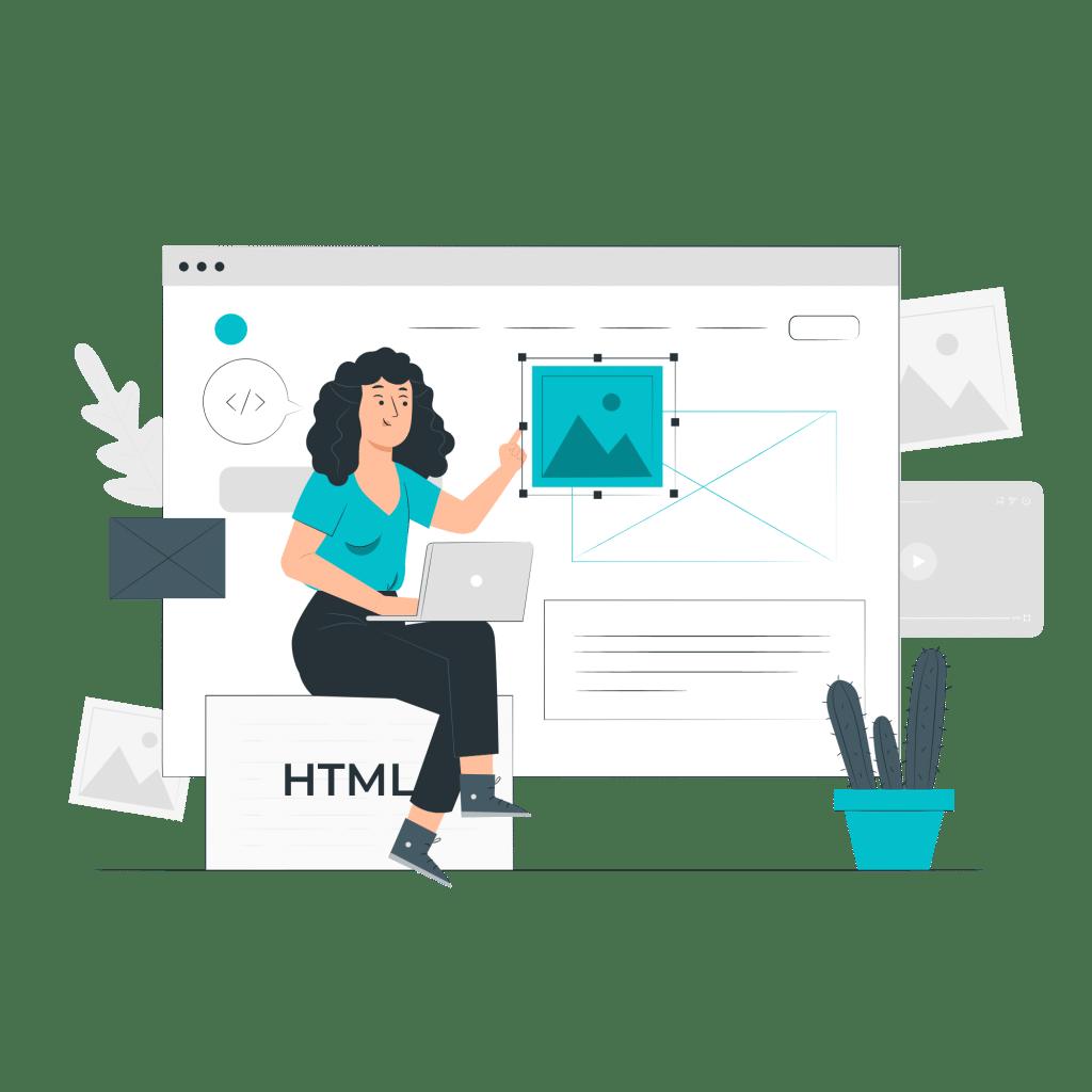 Responsivt webstedsdesign